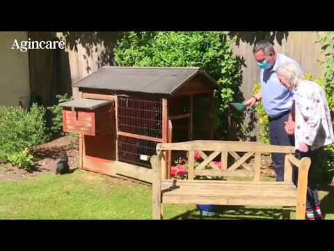 Blenheim Care Home in Bournemouth - Paul Beasley