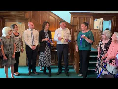 Opening of Gorseway Manor Care Home on Hayling Island