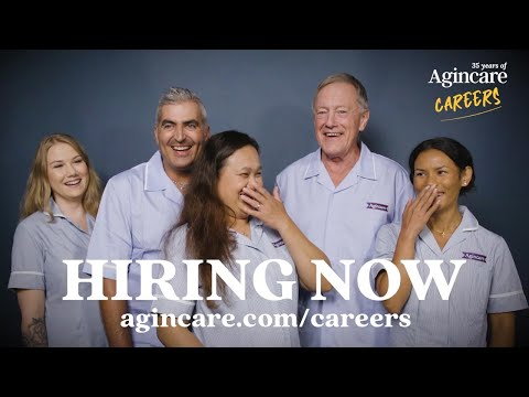 Care jobs at Agincare - home care, live-in care & care homes