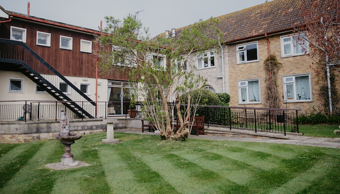 Gainsborough Care home Swanage