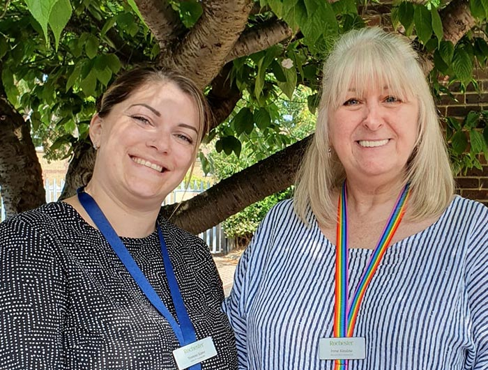Rochester Care Home Manager and Deputy Manager