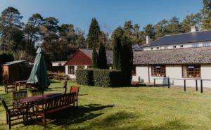 Tilford Care Home Farnham Garden