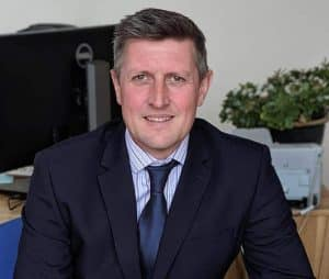 Tim Buckley, Agincare Homes Holdings Chief Operating Officer