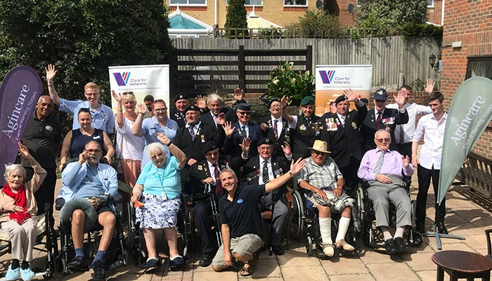 Fulford Care Home Veterans Single