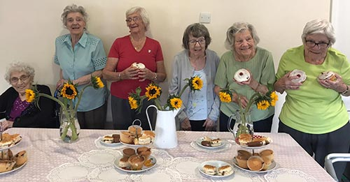 Care Home Films - calendar girls