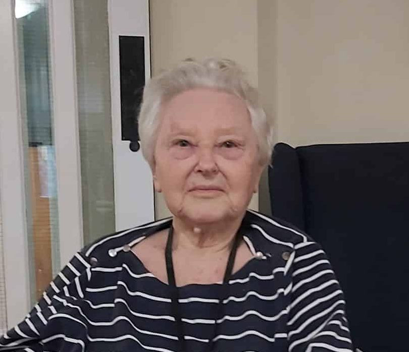 Agincare Hayling Island care homes resident Rosemary